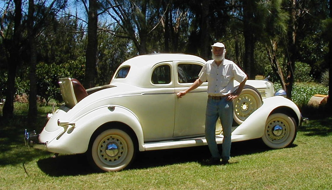 Farmer\'s Classic Cars Used in Hollywood Film | C. E. Chambers