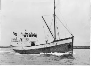 Nordstjernen, ship that helped save Knut & Haldis